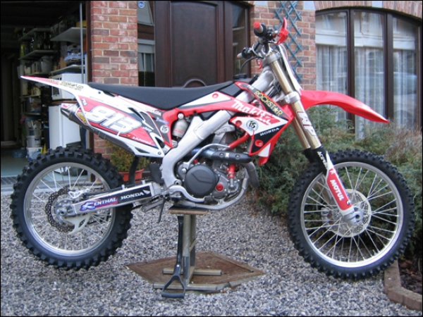 kit deco 250 crf images